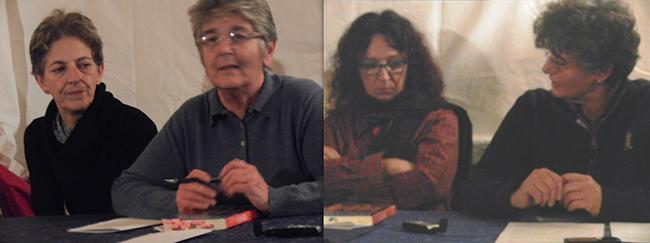 21.11.14 Roma:Casa Internazionale delle Donne
