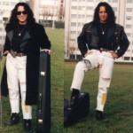 40 anni. Rockettara. Foto per pubblicità.