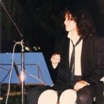 31/32 anni. F.O.R. Ai bongos. Le percussioni, un'altra passione.